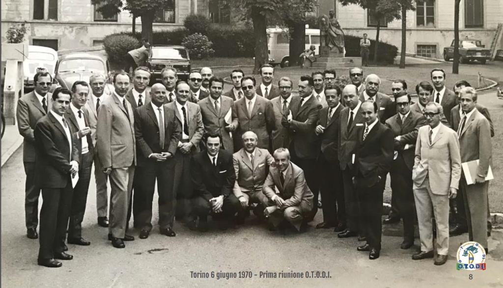 foto primo meeting fondatori OTODI